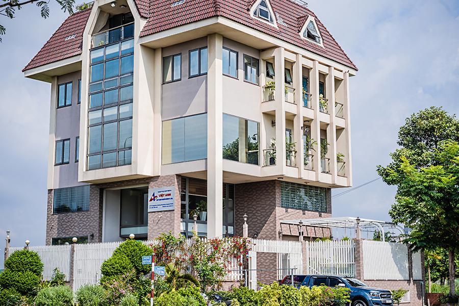 Toà Nhà Văn Phòng Việt Anh